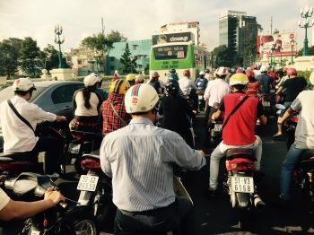 Crónica de una motora vietnamita